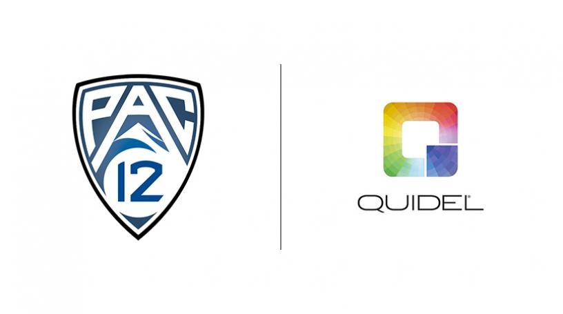 Pac-12 Conference announces groundbreaking testing research initiative with Quidel; Rapid-results test could speed the return of sport competitions