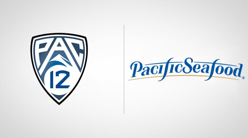 Pac-12 and Pacific Seafood announce multi-year partnership